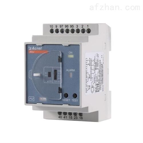 加热器用剩余电流继电器