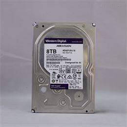 西部数据监控存储HDD,WD82PURX-78,8T硬盘