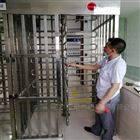 尼高邁監獄全高閘 智能門禁不銹鋼單向門禁