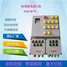 BX-IICT4防爆插座箱   东营防爆动力检修箱