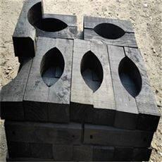 异型保温空调木托现货销售
