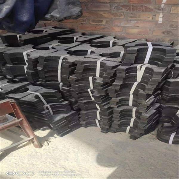 异型防腐管道木托 保温管托主营产品