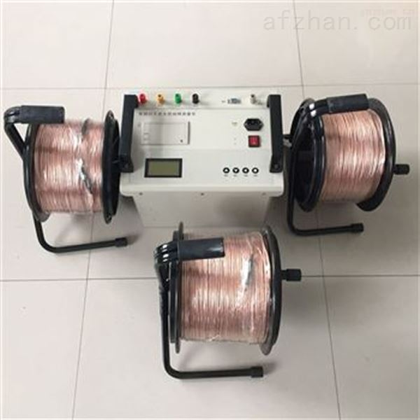 变频大地网接地电阻测试设备