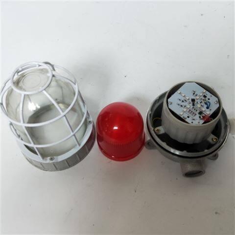 铝合金防爆声光报警器