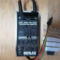 Behlke电源HTS 301-10-LC2 高压开关
