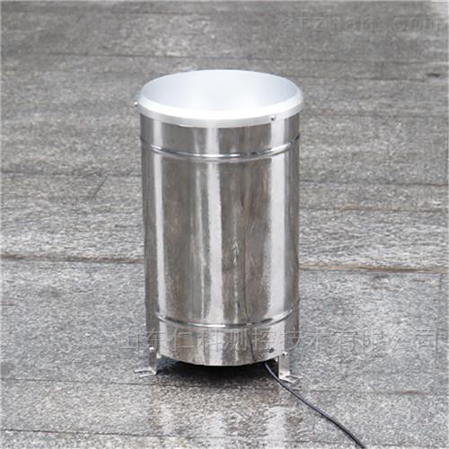 建大仁科 翻斗式雨量计 半不锈钢雨量桶