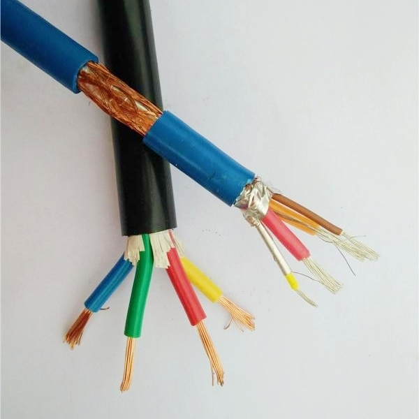 KVVP屏蔽控制电缆 2芯0.75平方库存供应