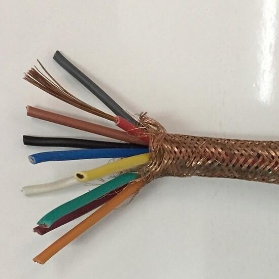 KVVP屏蔽控制电缆—10芯4平方库存