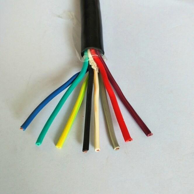 KVVP—30芯4平方屏蔽控制电缆销售厂家
