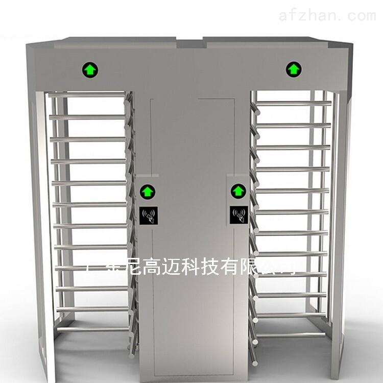 不锈钢智能旋转闸 电动栅栏闸机 全高门禁闸