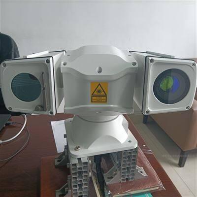 港口防盗视频监控用500米激光夜视摄像机