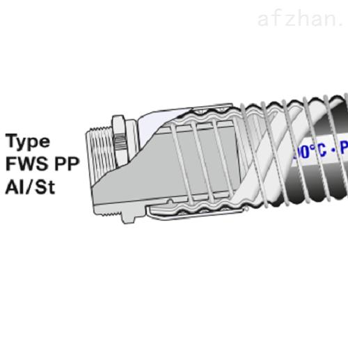 ELAFLEX FWS 复合软管