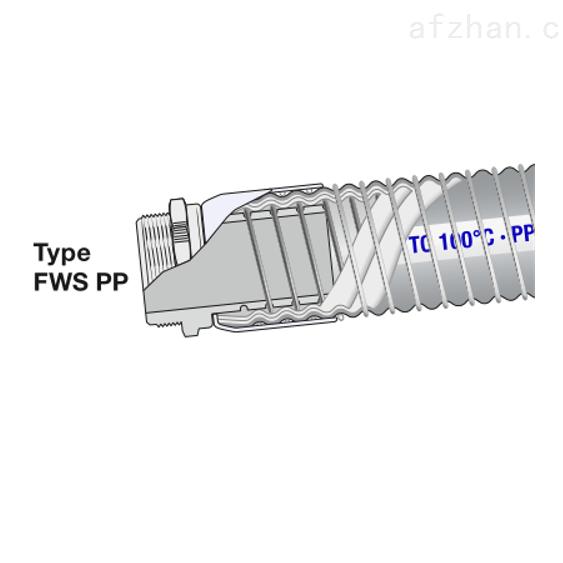 ELAFLEX FWS PP 复合软管