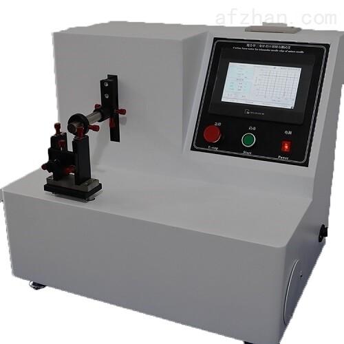 YY0166 缝合针三角针刃口切割力测试仪
