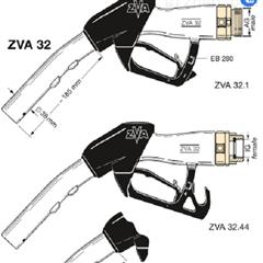 ZVA 32ELAFLEX HIBY 加油枪