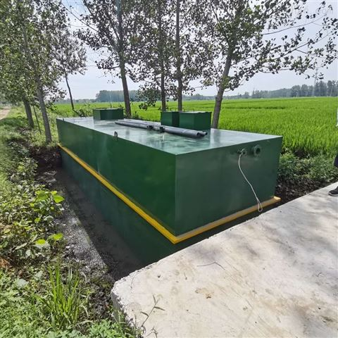 医院污水处理设备工程方案