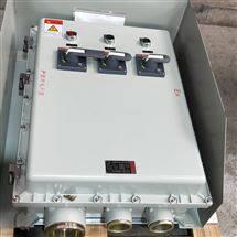 BXMD防爆配电箱不锈钢箱