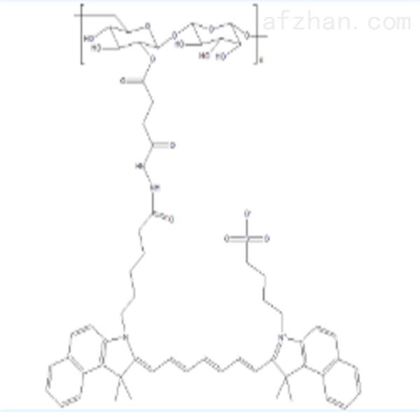 ICG-Dextran|吲哚菁绿-葡聚糖|MW:40k