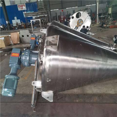 奇卓立式淀粉搅拌机 316不锈钢锥形混合机