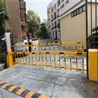 智能識別停車場進出擋車器 柵欄自動門道閘