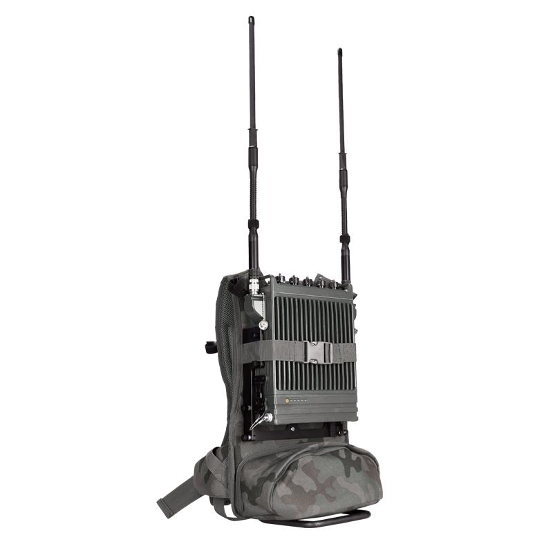 北峰無線自組網系統在石油管道可視化調度中的應用