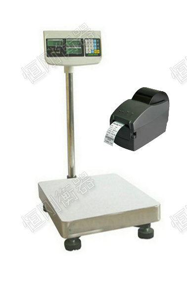 带打印电子台秤