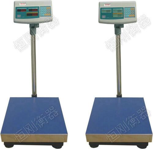 带滑轮计数电子台秤