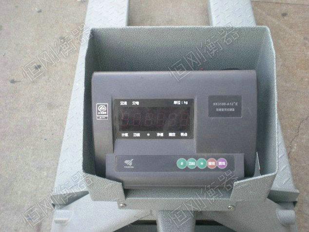 液压电子叉车秤