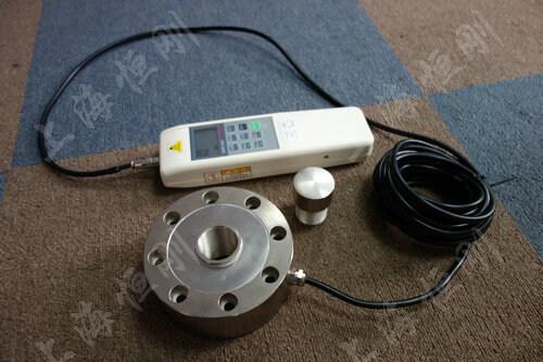 轮辐电子拉压力测力计图片
