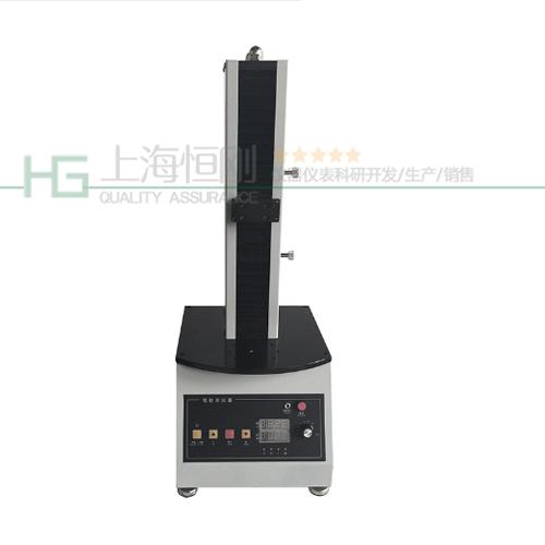 电动拉力单柱测试平台