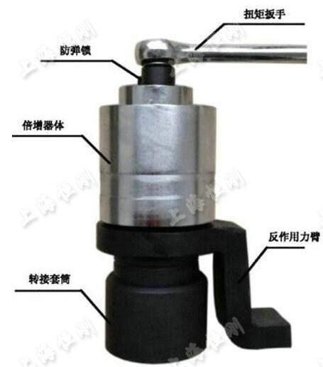 SGBZQ矿用力矩放大器图片