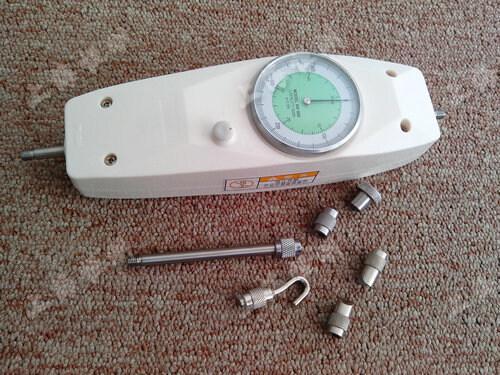 指针式小型拉力机图片