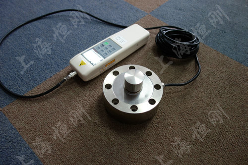 轮辐式外置数显推拉力计(内螺纹)