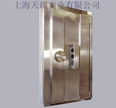 黄山金店金库门