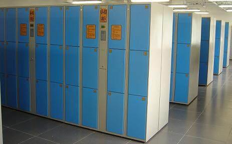 12门主题乐园存包柜