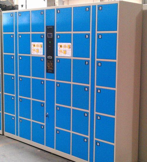 扬州24门自动存包柜