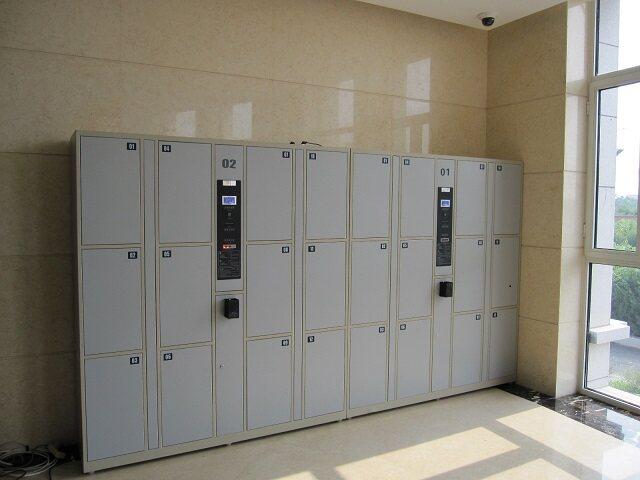 上海电子存包柜特点