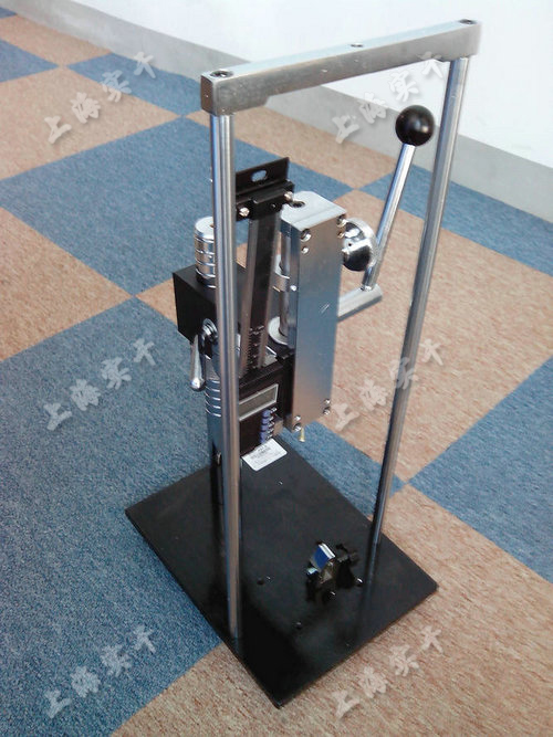 手压式拉压测试架图片