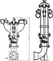 消防栓结构图