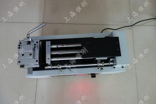 電動臥式推拉力計測試臺