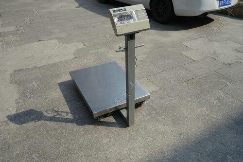 300kg电子立杆台秤