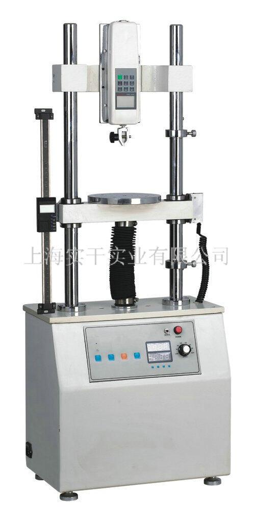 電動立式雙柱測試臺圖片