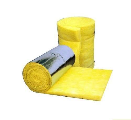 铝箔玻璃丝棉/彩钢玻璃丝棉/钢结构玻璃丝棉