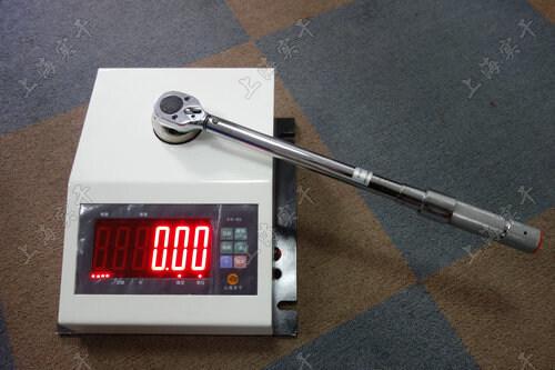 便攜式扭矩扳手檢測儀