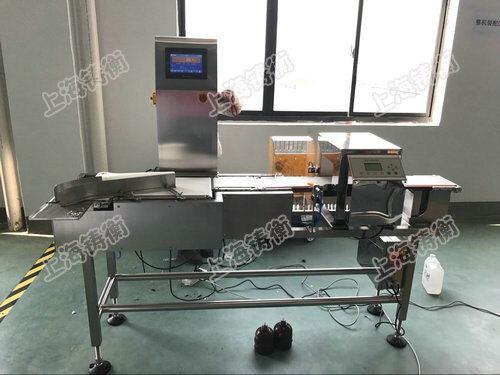 属探测和重量检测一体机