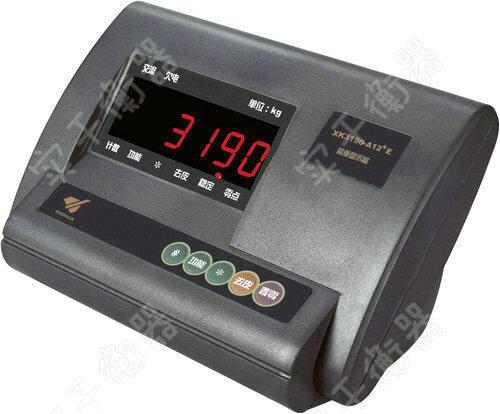 电子台秤仪表
