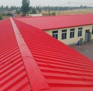 厂房彩钢翻新漆