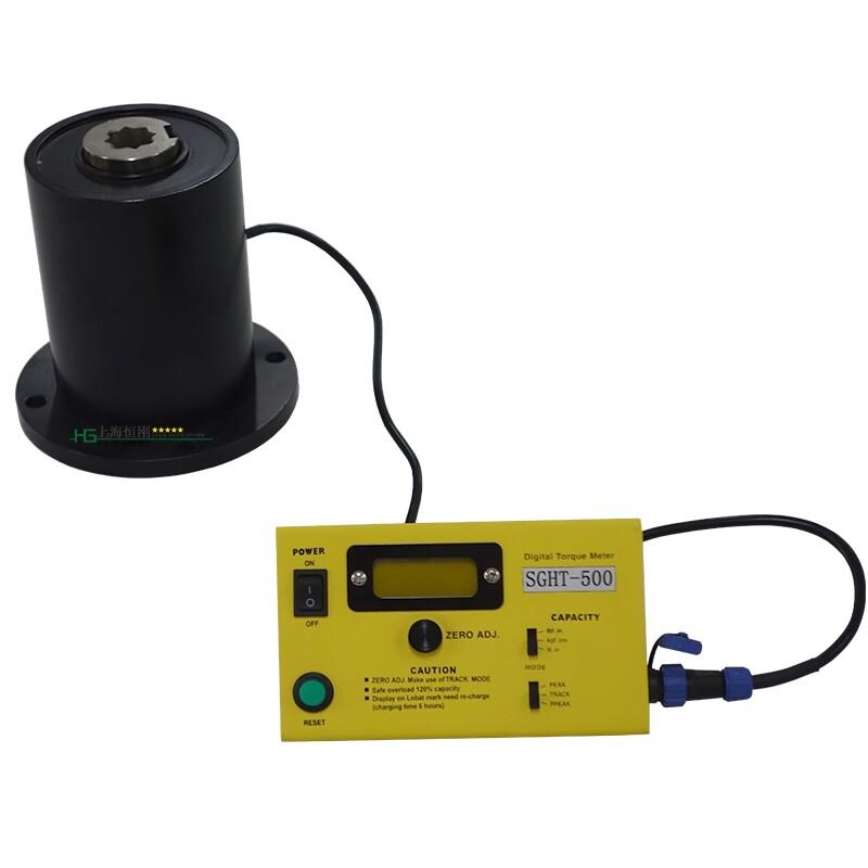 电动定扭工具扭力效验仪