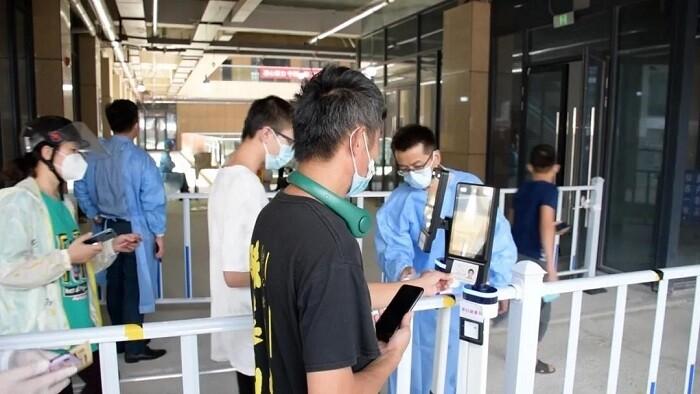 科技战疫   小视科技助力省内外近百家医院把好防控第一关