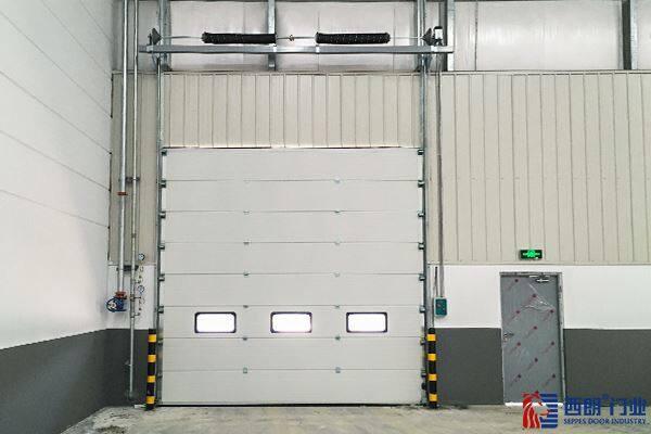 淮安大型钢制配重提升门